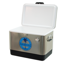 Load image into Gallery viewer, Margaritaville 54 Qt. Stainless Steel Cooler - Margaritaville Chill