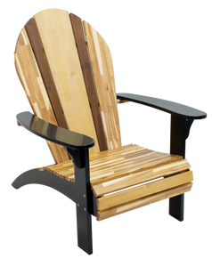 RIO Innovations Woody Surf Adirondack Chair