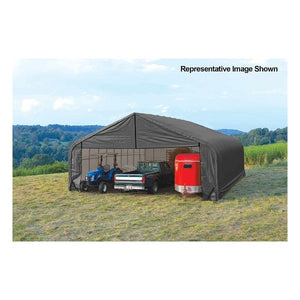 ShelterLogic 28x28x16 Peak Style Shelter