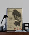 AI021 - 753 CODE - English - Aikido Poster