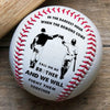 (BB51) BAB046 - Call On Me Brother And We Will - Baseball Ball