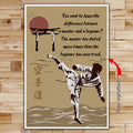 KA035 - You Want To Know Karate - Karate Poster