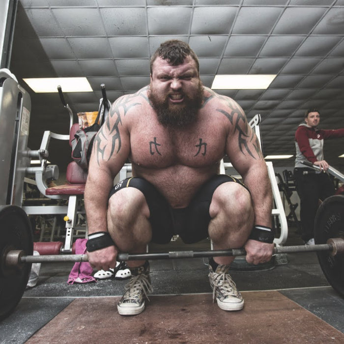 Train like Eddie Hall