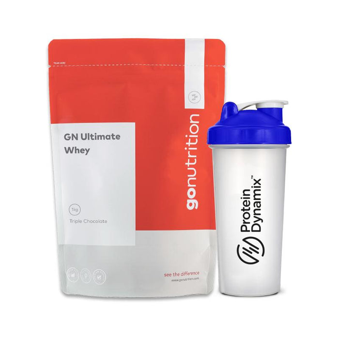 Ultimate Whey & Shaker