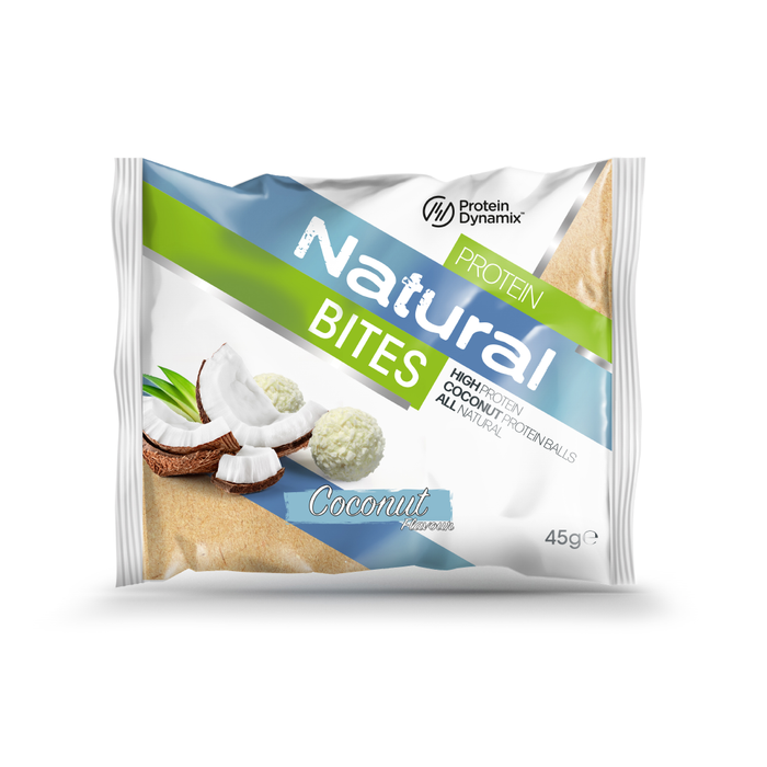 Natural Protein Bites