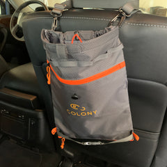 Colony Cleanup Bag - The perfect litter and clean up accessory for any hiking, running, or outdoor activity