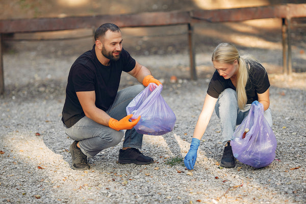 Colony Cleanup - Why do people litter?