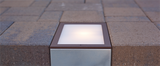 6x9 LED Paver Light with Belgard Toscana Paver - Nox Lighting