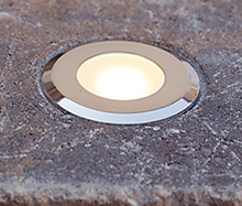 Cored LED Paver Light - Nox Lighting