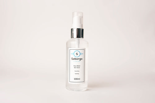 Distilled Rose Water Toner (100ml)