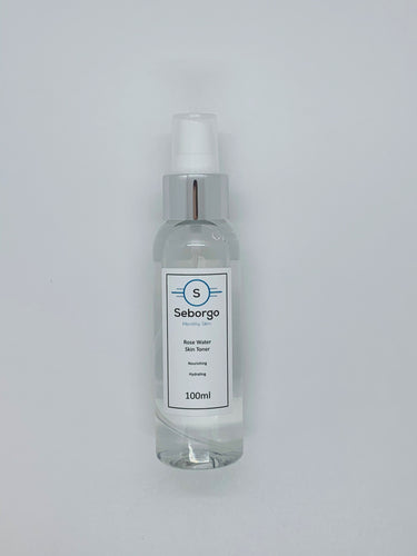 Distilled Rose Water Toner Hydrating Mist (100ml)