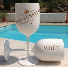 Load image into Gallery viewer, Moët & Chandon Ice Impérial Champagne + 2 Moet drinking Goblets