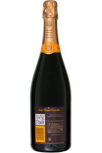 Veuve Clicquot Champagne Magnet Message Gift Box 75cl bottle.