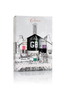 Chase Gin Collection 3 x 5cl bottles in gift pack