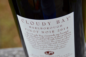 Cloudy Bay Pinot Noir Malborough 2014 75cl