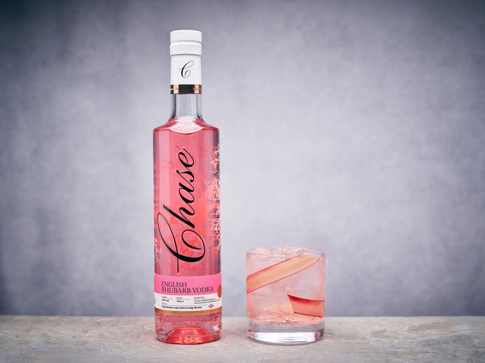 Chase English Rhubarb Vodka 70cl