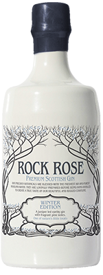 Rock Rose Gin - Winter Edition 70cl