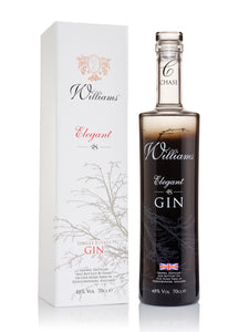 Chase Williams Elegant 48 Gin in a Box 70cl