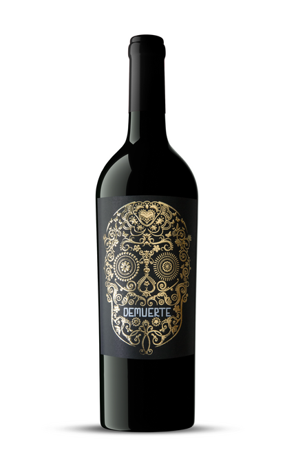DEMUERTE GOLD 2017 75cl 14.5% alc vol