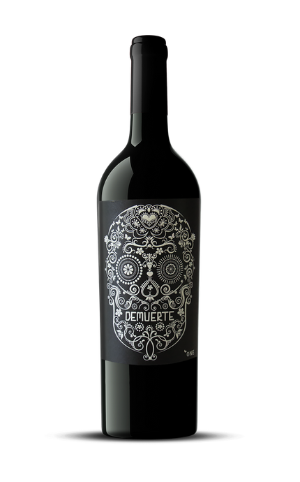 DEMUERTE ONE 75CL 14.5% 2017
