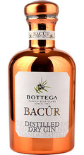 Load image into Gallery viewer, Bottega Bacûr Distilled Italian Dry Gin 50cl