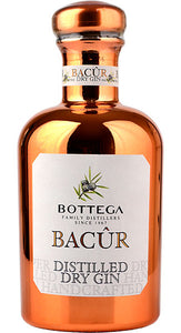 Bottega Bacûr Distilled Dry Gin 50cl