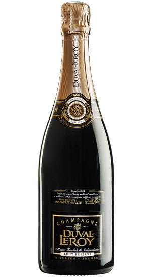 Duval-Leroy Brut Reserve Champagne 75cl