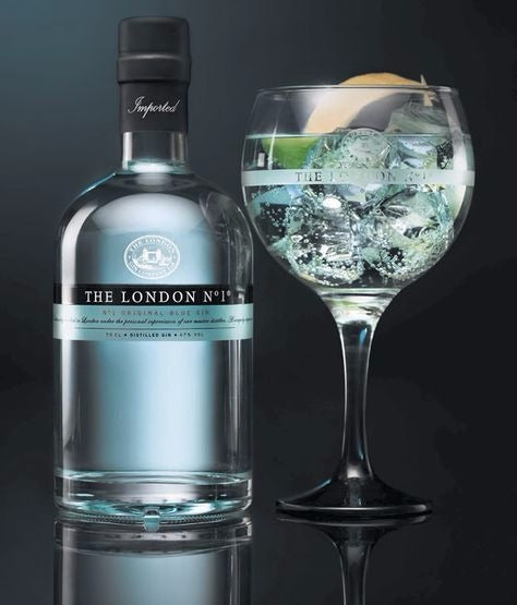 The London No. 1 Original Blue Gin 70cl