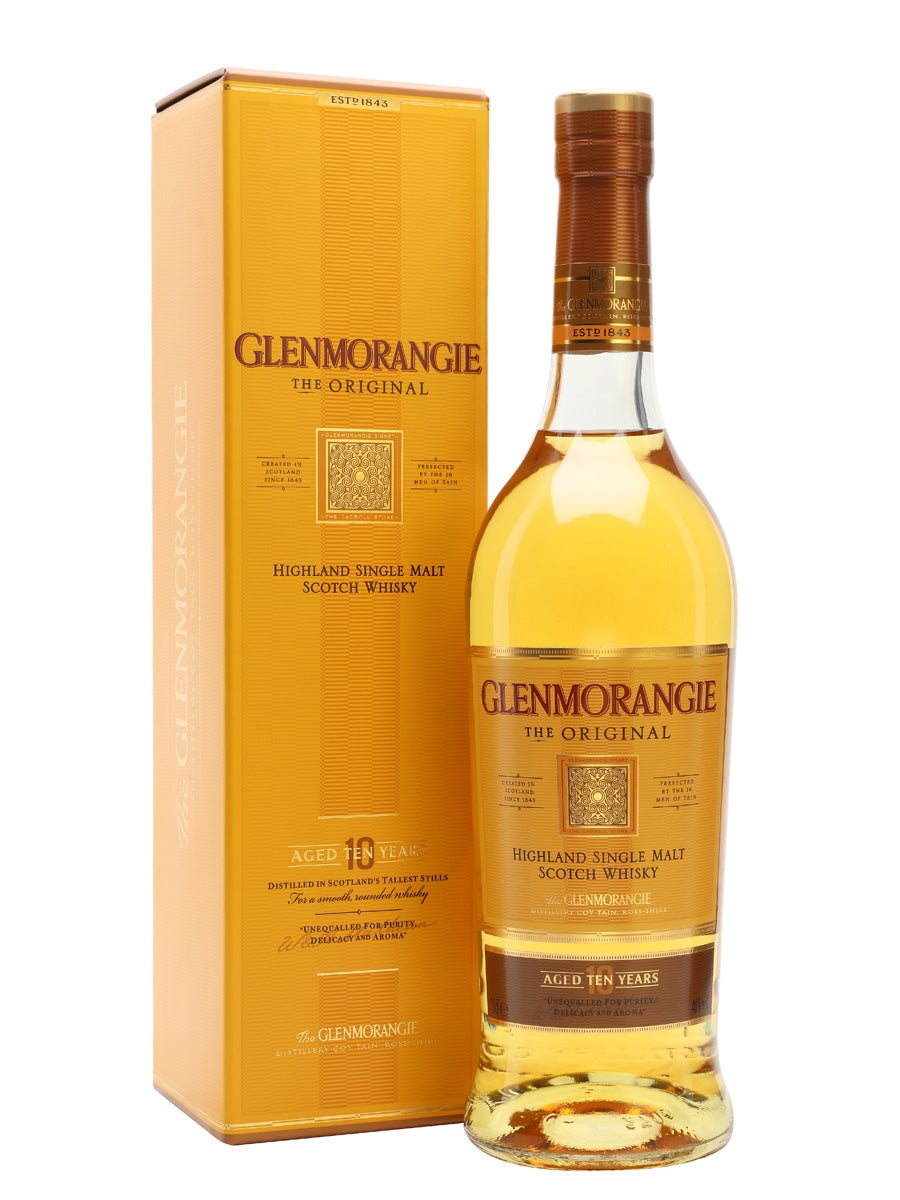 Glenmorangie Whiskey - The Original 70cl