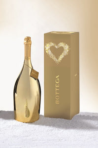 GOLD Prosecco Brut Magnum 1.5L in Gift Box
