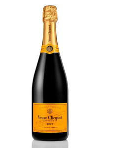 Veuve Clicquot Yellow Label Gouache Champagne 75 cl