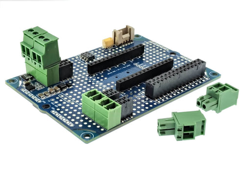 qBody Arduino MKR Compatible Interface Board Kit