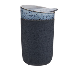 Milan Reactive  Double Wall Travel Cup - Blue