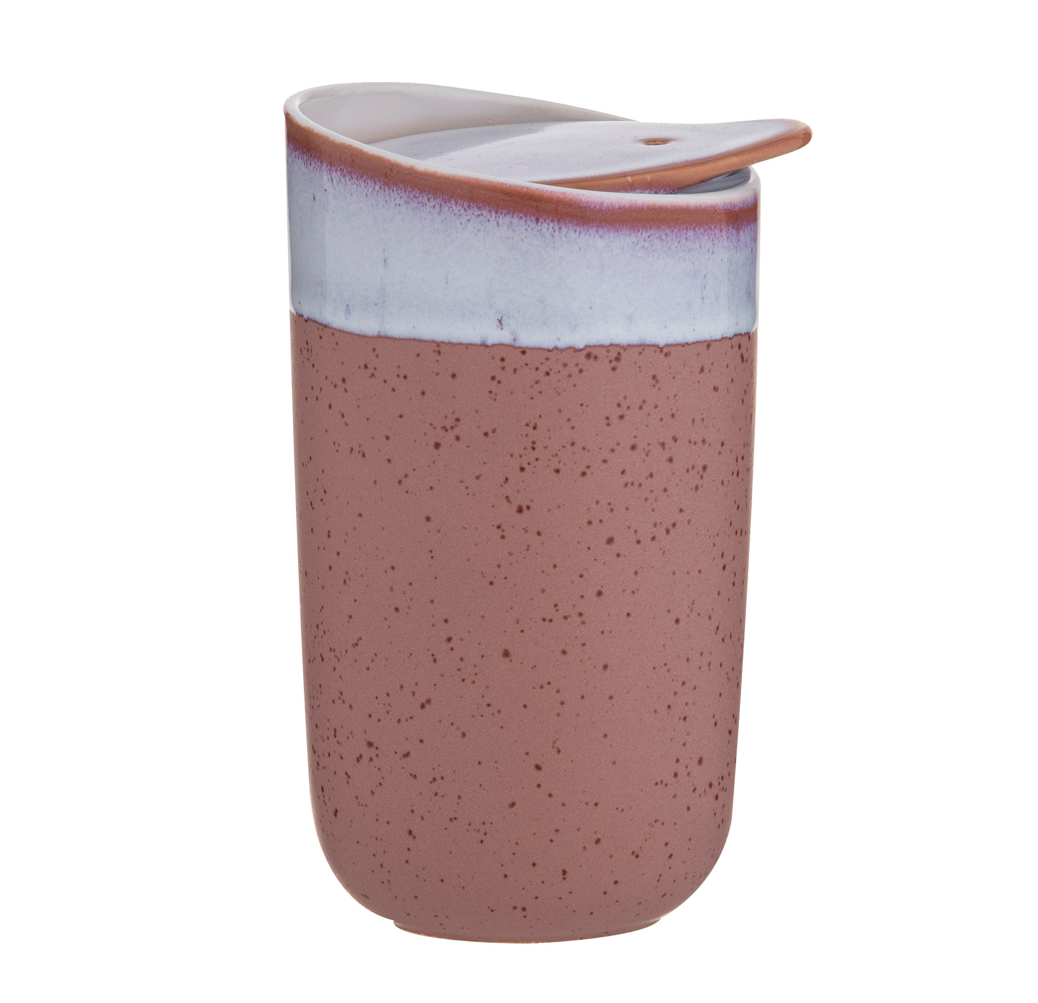 Milan Reactive  Double Wall Travel Cup - Pink