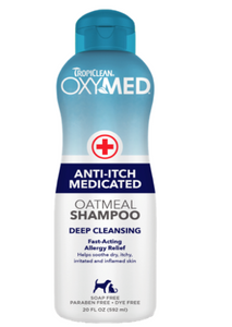 OxyMed Medicated Anti-Itch Shampoo x 592ml