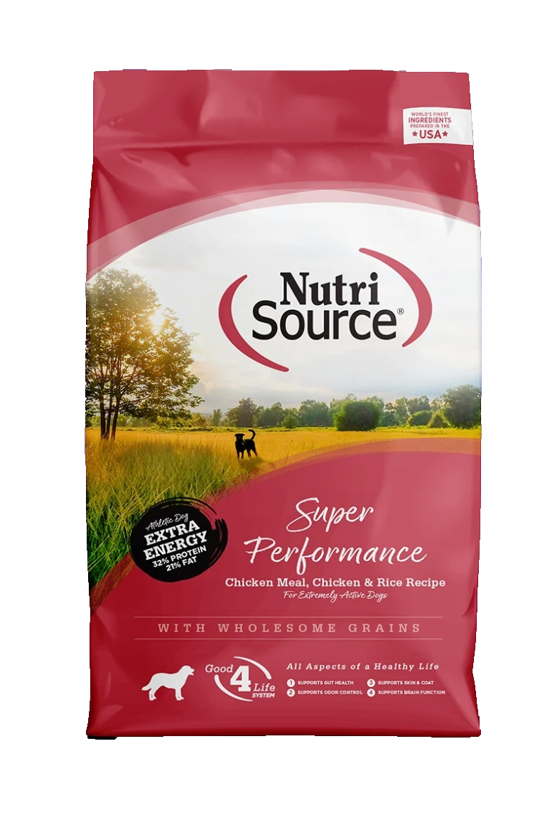 Nutri Source Super Performance 40 Lb
