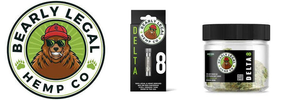 Bearly Legal Hemp - Delta 8 - #1 Wholesale Supplier