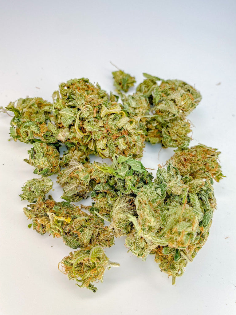 """Cherry Wine"" Indoor - Organic - Boutique - Total THC Compliant - Premium Hemp Flower - HempWholesaler.com"