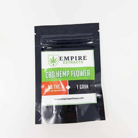 Empire Wellness CBD Flower - HempWholesaler.com