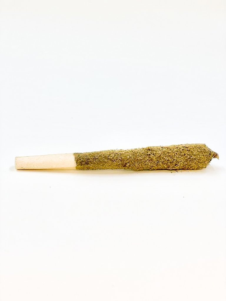 Frico's Delta 8 Infused Pre Roll w/ Keif - 1g - HempWholesaler.com