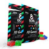 OCHO Delta 8 Gummies - 10 Pack - 300mg