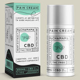 Pachamama CBD Pain Cream 850mg - 3.4oz Bottle