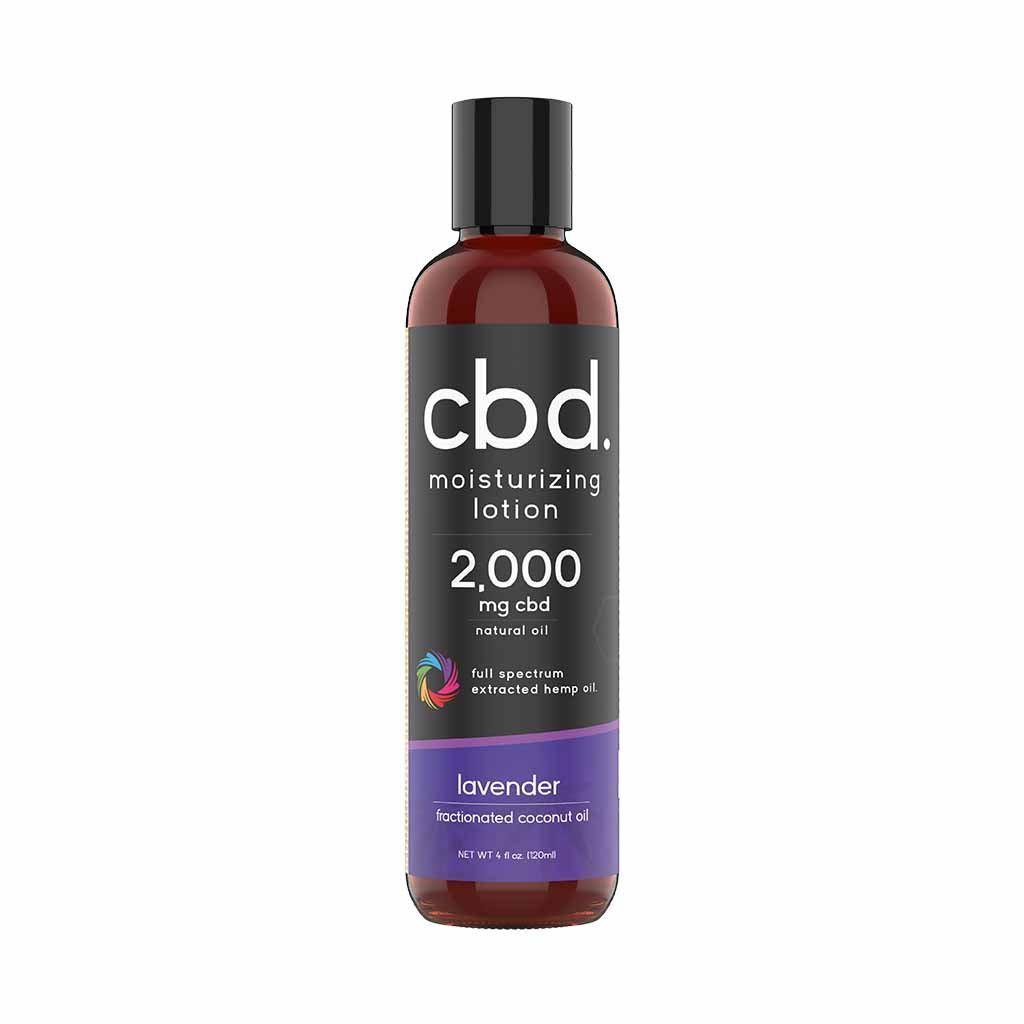 Phoria CBD Lotion (4oz & 8oz) Bottle - HempWholesaler.com