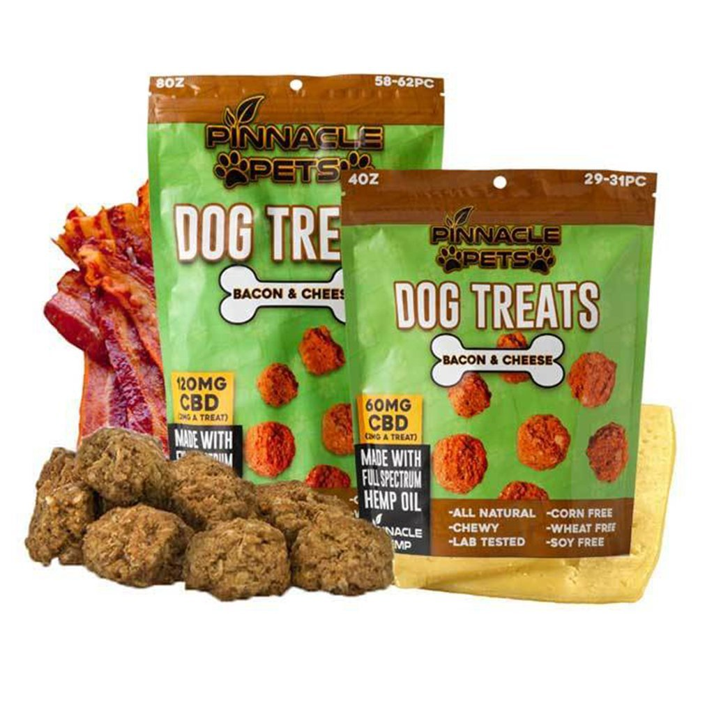 Pinnacle Hemp CBD Dog Treats - HempWholesaler.com