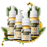 Pinnacle Hemp CBD Tincture w/ MCT Oil (15ml & 30ml) - HempWholesaler.com
