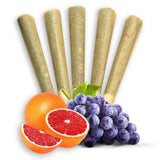 Pinnacle Hemp Pre Rolls - Terpene Enhanced Flower (5 pack) - HempWholesaler.com