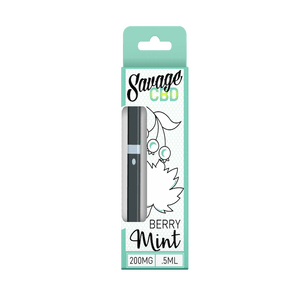 Savage CBD Disposable Vape Pens - HempWholesaler.com