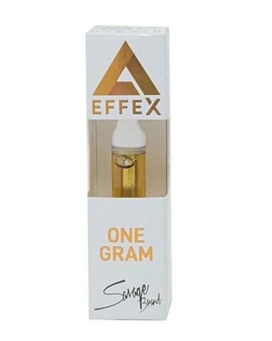 Savage Delta 8 THC Vape Cartridge 1 ml - Cali Orange Crush - HempWholesaler.com