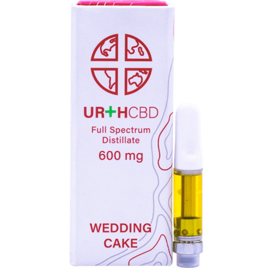 Urth CBD Cartridges - 8 Pack Display - HempWholesaler.com
