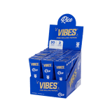 Vibes Pre Rolled Cones - King Size - Rice Paper - 30 Pack